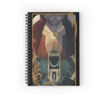 Varric Card Spiral Notebook
