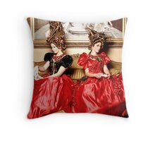 Act of War (Scene 1) Throw Pillow