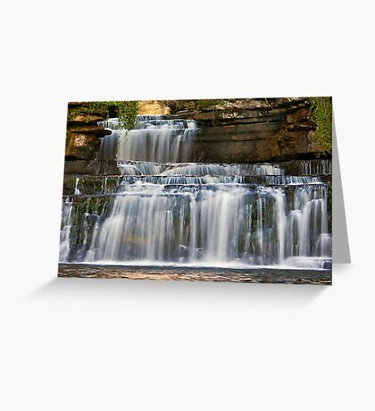 Cotter Force Greeting Card
