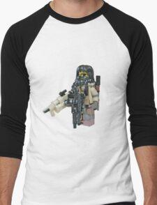 CIA operator Men's Baseball ¾ T-Shirt