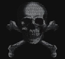 Hacker Skull by Packrat