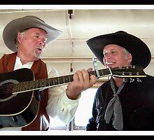 Cowboys & Trains Metamora July 11 2011 #3 by Oscar Salinas