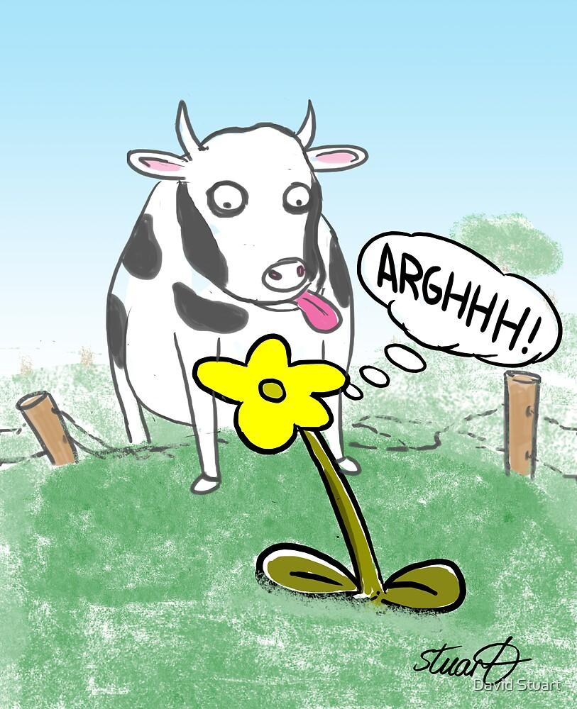 FOC - Fear Of Cow  by David Stuart
