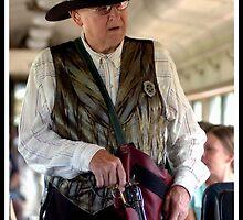 Cowboys & Trains Metamora July 11 2011 #4 by Oscar Salinas