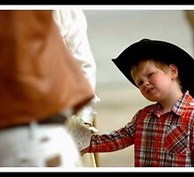 Cowboys & Trains Metamora July 11 2011 #5 by Oscar Salinas