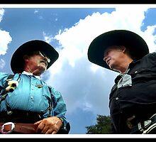 Cowboys & Trains Metamora July 11 2011 #9 by Oscar Salinas