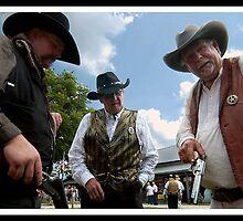 Cowboys & Trains Metamora July 11 2011 #13 by Oscar Salinas