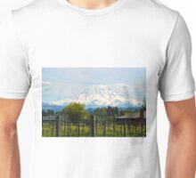 Mount Rainier Unisex T-Shirt