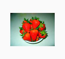Fresh Red Strawberries Unisex T-Shirt