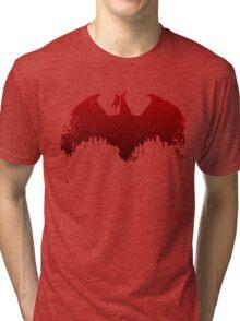 Dragon II Grunge Tri-blend T-Shirt