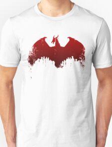 Dragon II Grunge Unisex T-Shirt