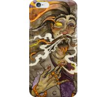 Smoke and Flame iPhone Case/Skin