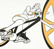 Bike by monkdxiii