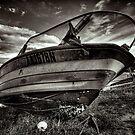 Boat - Brisk Bay - Patonga by Jeff Catford