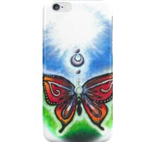 Butterfly and Key ~By Torrie Nightingale iPhone Case/Skin