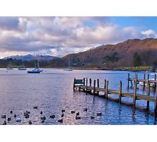 Lake Windermere Photographic Print