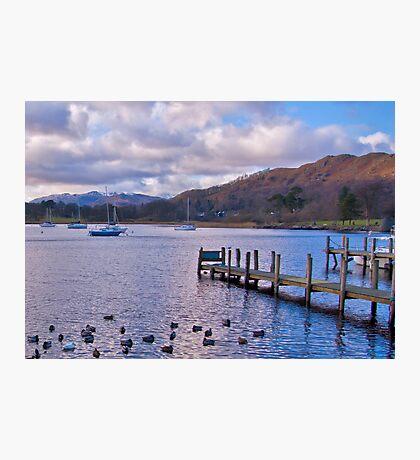 Lake Windermere Photographic Print