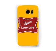 American Low Life Beer Logo Parody Samsung Galaxy Case/Skin