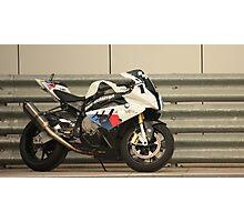 BMW M Safety Bike 1 Photographic Print