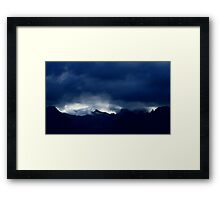 The Alps...........France Framed Print