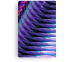 Enter Connected ~ Macro Abstracts Canvas Print