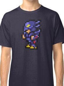 Cecil Harvey (Dark Knight) Sprite - FFRK - Final Fantasy IV (FF4) Classic T-Shirt