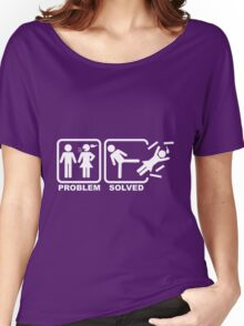 Problem Solved Women's Relaxed Fit T-Shirt