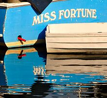 Miss Fortune, South Bristol, Maine. by fauselr