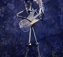 Metallica by Jan Clarke