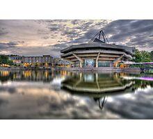Central Hall: Sunrise (2) Photographic Print
