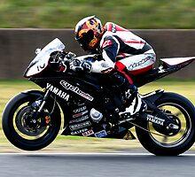 Aaron Gobert #10 | FX Superbikes | Eastern Creek by Bill Fonseca
