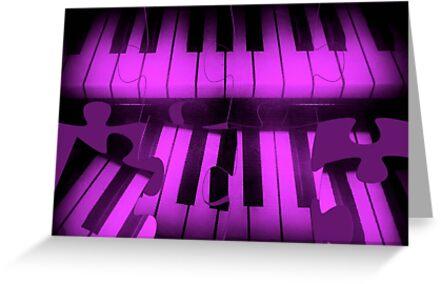 Play me a piece!!! © by Dawn M. Becker