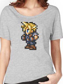 Cloud Strife Sprite - FFRK - Final Fantasy VII (FF7) Women's Relaxed Fit T-Shirt