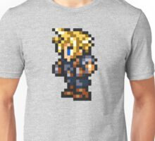 Cloud Strife Sprite - FFRK - Final Fantasy VII (FF7) Unisex T-Shirt