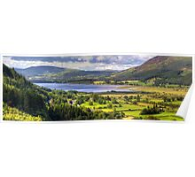 Bassenthwaite Lake Poster
