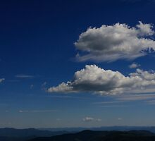 Cloud Mountains by Ryan Welty