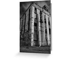 parkway tower Greeting Card