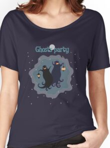 Ghosts party! Women's Relaxed Fit T-Shirt