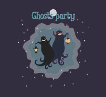 Ghosts party! Womens Fitted T-Shirt