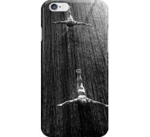 Silver Skyfall iPhone Case/Skin