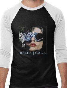 Bella Gaga - The Dark Lord Men's Baseball ¾ T-Shirt
