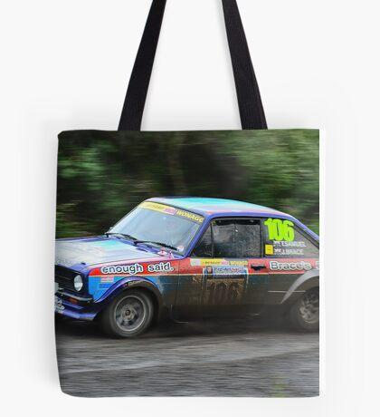 MK II Ford Escort RS1800 Tote Bag