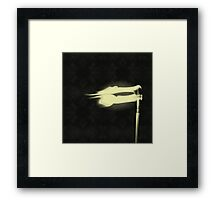 Flame Eight Framed Print