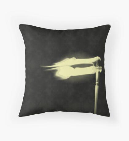 Flame Eight Throw Pillow