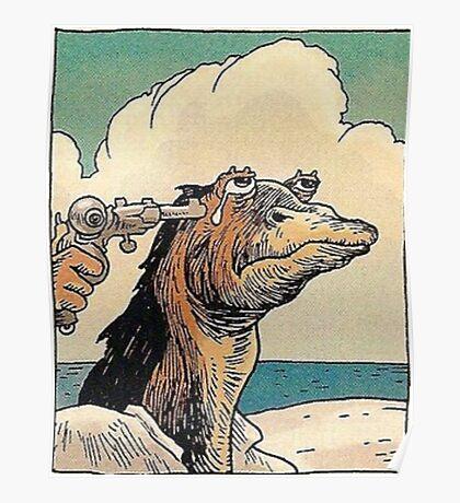 Star Wars VII Reaction Poster