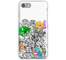 Cartoon Fever iPhone Case/Skin