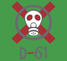 D-61 Emblem & Words by Disease61