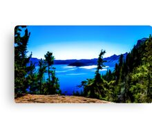 art 3 Canvas Print