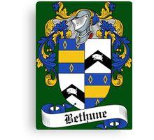 Bethune (Beaton)  Canvas Print