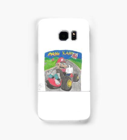 Mario Kart 64 Samsung Galaxy Case/Skin